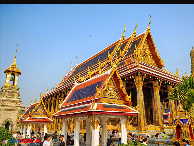 bangkok travel - grand palace