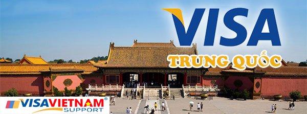 dịch vụ làm visa trung quốc giá rẻ