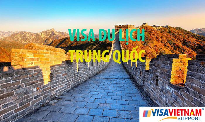 hố sơ xin làm visa trung quốc