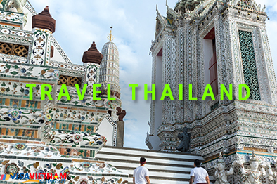 Traveling to Bangkok as self-sufficient - Experience in visiting places